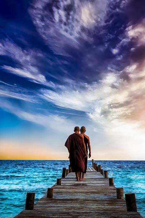 Walking Meditation: Awarness is Yoga